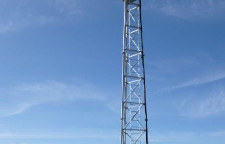 AME Self Support Tower, Radar Application