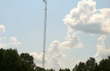 AME25 Guyed Tower