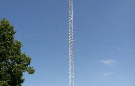 AME55 Guyed Tower